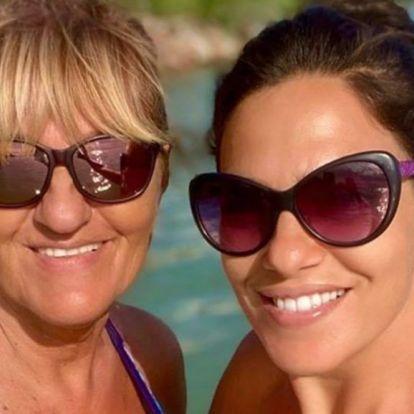 Bódi Sylvi egy bikinis anya-lánya fotót posztolt