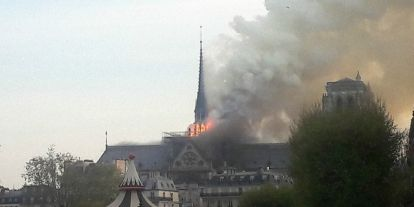 Szeptember végéig elbontják a Notre-Dame leégett huszártornyának állványzatát