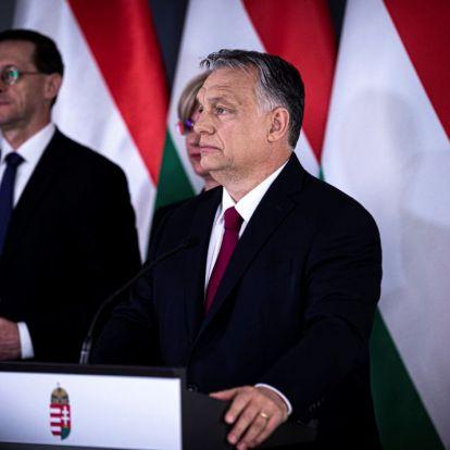 Orbán elégedett: jól állnak a V4-ek