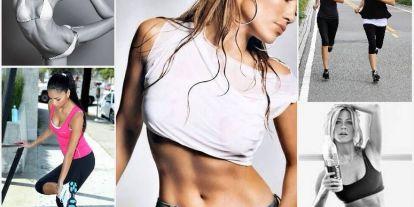 10 fogyást gyorsító edzéstipp a legsportosabb sztároktól