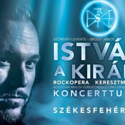 fmc.hu - Ingyenes István, a király koncert lesz augusztus 20-án Székesfehérváron