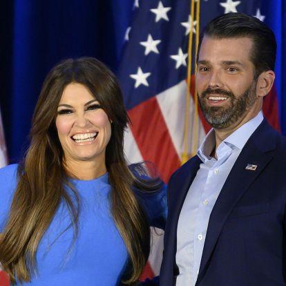 Donald Trump fiának barátnője koronavírusos
