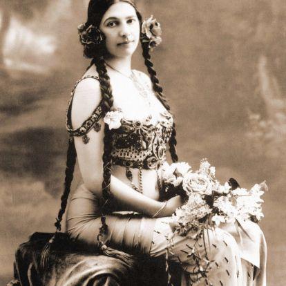 Táncosnő, kurtizán, bűnbak – Mata Hari útja a párizsi éjszakától a vesztőhelyig