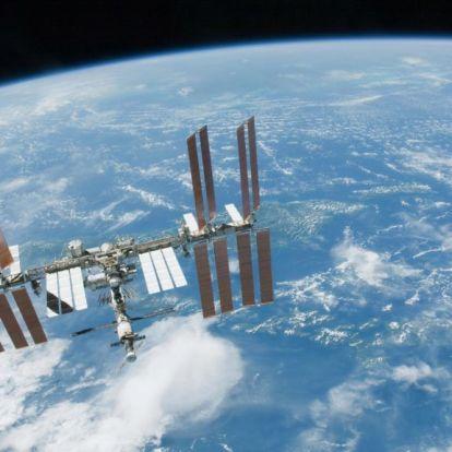 Ütközésveszély miatt kellett módosítani a Nemzetközi Űrállomás pályáját