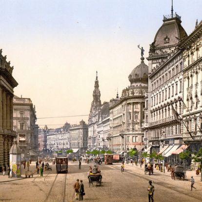 Az első aranykor: Budapest a századfordulón és a millennium idején