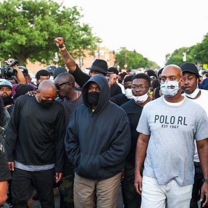 Kanye West elnökjelöltsége épp úgy lehet kortárs performansz, mint egyszerű kamu