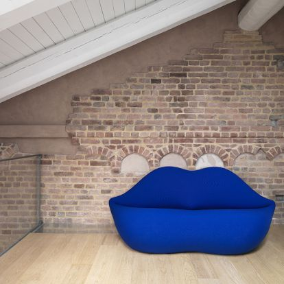 The Iconic Bocca sofa unveiled in 25 new colours