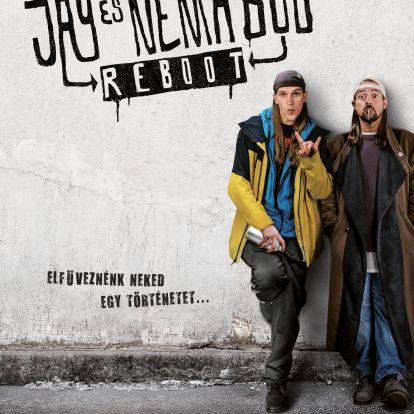 Na, csak bemutatják itthon a Jay és Néma Bob Rebootot!