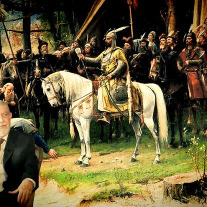 Kásler Miklós elmondta, hogy az Árpád-házi dinasztia 4500 éve, a mai Afganisztán északi részén alakult ki