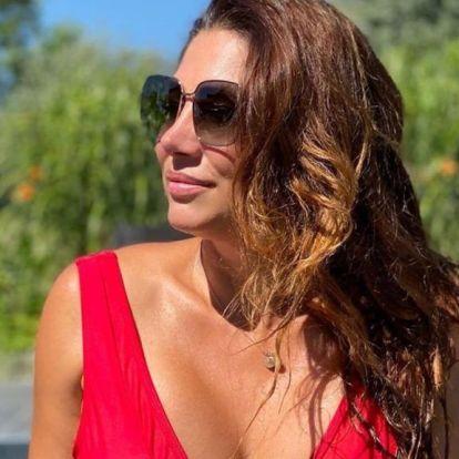 Horváth Éva ezzel a bikinivel simán helyet kapott volna a Baywatch-ban