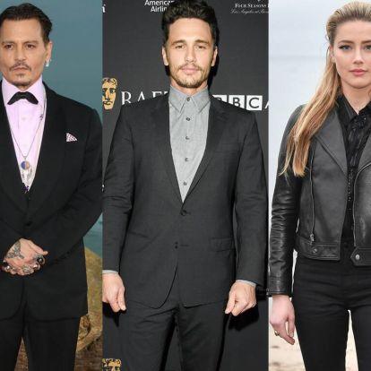 Johnny Depp Dave Francót is belerángatta a bírósági perébe - Mafab.hu