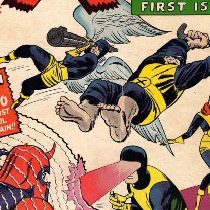 Kívülállókból trendformálók: Az X-Men teljes története