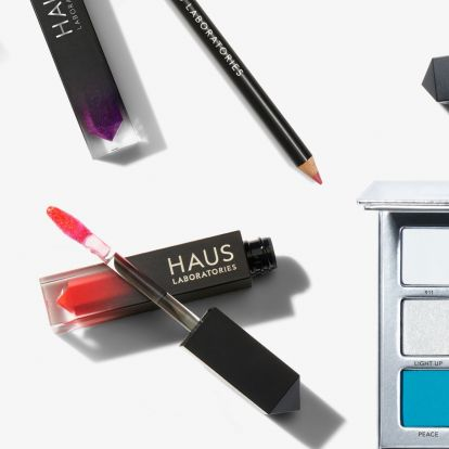 Haus Laboratories' Anniversary Sale Is Here With 30% Off Its Best-Selling Eyeliner, Lip Crayons, & More
