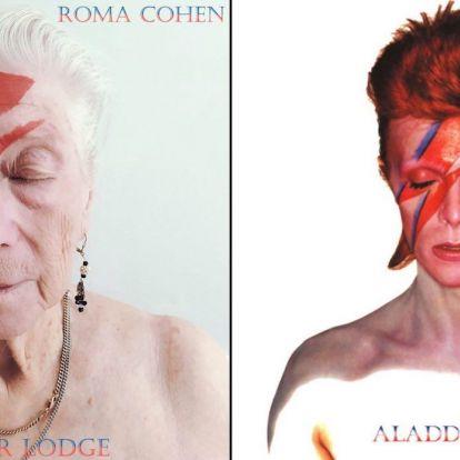 Egy idősotthon lakói alkotnak újra klasszikus albumborítókat a karantén alatt