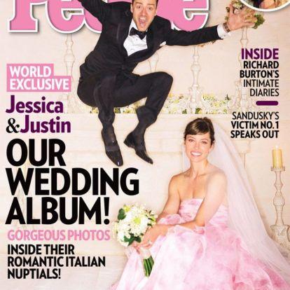 Az elmúlt 10 év legemlékezetesebb sztáresküvői