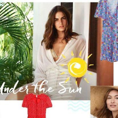 Csodás nyári darabok a H&M, Zara és a Mango kínálatából | Elle magazin