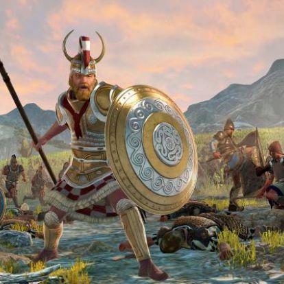 Total War Saga: Troy előzetes - egy asszony, aki mindent felkavar