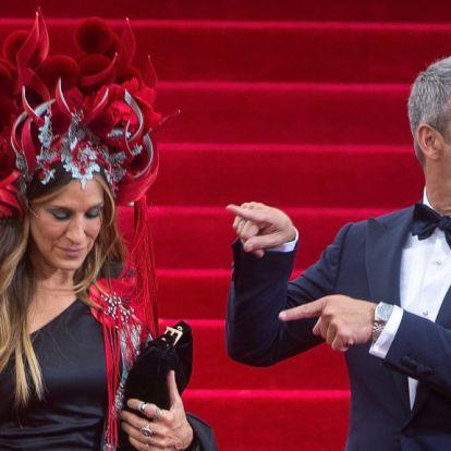 Andy Cohen úgy leszerepelt a Szex és New York castingján, hogy Sarah Jessica Parker arcára is kiült a rémület