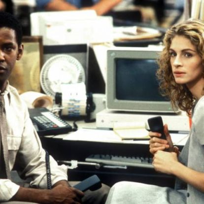 Julia Roberts és Denzel Washington újra közös filmet forgat, ezúttal a Netflixre