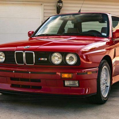 Gyönyörű ez a BMW M3, de tényleg megér 75 millió forintot?!
