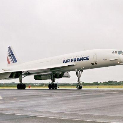 A Concorde-katasztrófa: tények és kérdések húsz év után is
