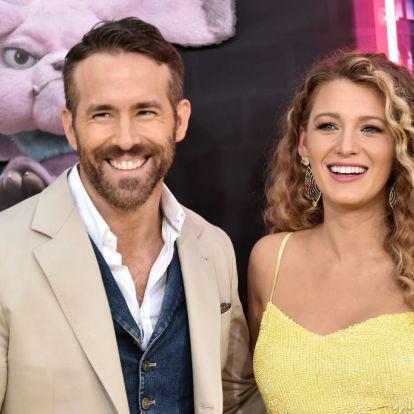 Végre kiderült Blake Lively és Ryan Reynolds harmadik gyerekének a neve?