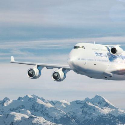 Új élet egy öreg Jumbónak: a Rolls-Royce ex-Qantas tesztgépe