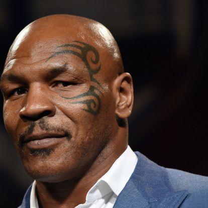 Öt nem mindennapi sztori Mike Tysonról