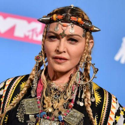Madonna álhírt terjesztett a koronavírusról