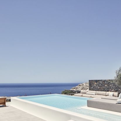 This breathtaking Santorini hotel has just been named the best in Europe