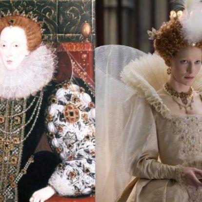 Királynők a filmvásznon! Melyik színésznő hasonlított a legjobban az általa megformált uralkodóra?