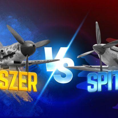 Spitfire a RepTárban! A Messzer is még marad Szolnokon…