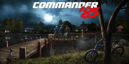 Új demót kapott a Commander '85