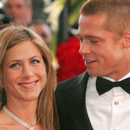 Jennifer Anistonnak már 2 évvel a Brad Pittel való esküvője után kételyei voltak
