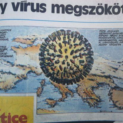 A 40 éves képregény, ami megjósolta a koronavírust