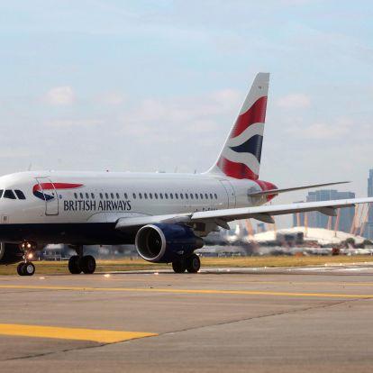 A koronavírus-járvány újabb áldozata: az exkluzív London City–New York A318-assal