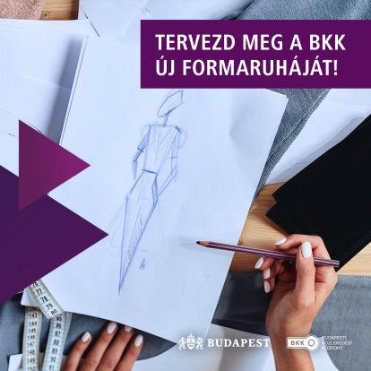 Tervezze meg az ellenőrök formaruháját a BKK-nak!