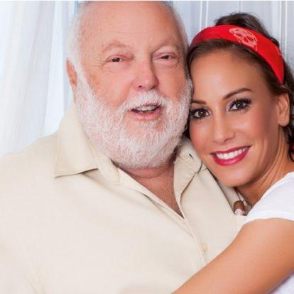 Vajna Timi így emlékezett meg férjéről, aki ma lenne 76 éves