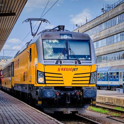 Megérkezett a Regiojet Budapestre, elektromos buszok Pécsen – ez történt a héten a közlekedésben
