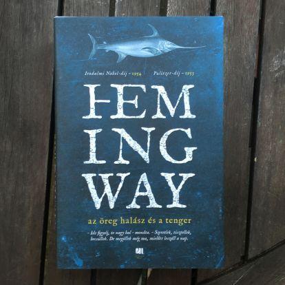 Rögtön remekművel, Az öreg halász és a tengerrel indul az új magyar Hemingway-életműsorozat