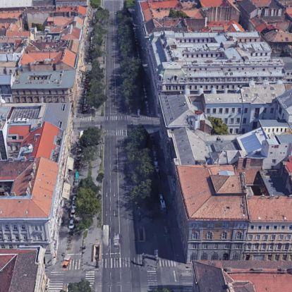 Élhető Budapest, 1. rész: közösségi terek a szervizutakon, hétvégente autók elől lezárt Pesti alsó rakpart