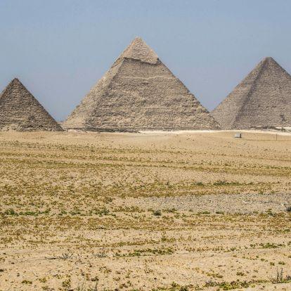 Musk szerint földönkívüliek húzták fel az egyiptomi piramisokat