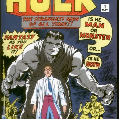 Marvel-kisokos: Hulk eredetileg szürke volt a képregényekben, és ezért lett végül zöld