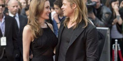 Feltűnt már? Brad Pitt mindig úgy néz ki, mint az épp aktuális szerelme - GALÉRIA
