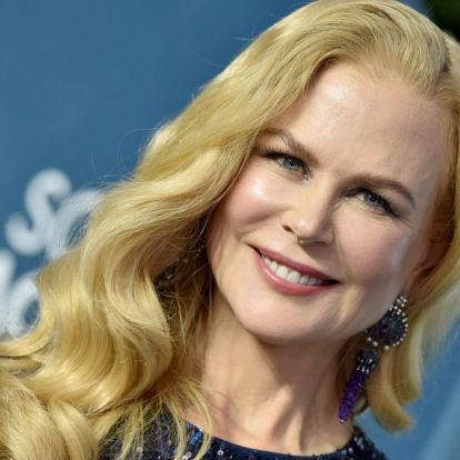 Nicole Kidman megható fotóival csalt könnyeket a rajongók szemébe