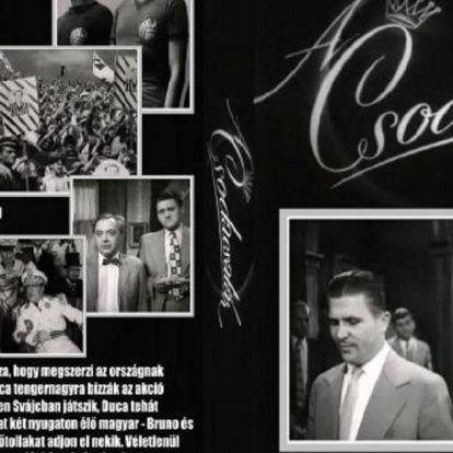 Puskás Ferenc, Papp László, Szusza Ferenc – sportcsillagok a filmvásznon