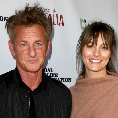 Ez lehet a bizonyíték, hogy Sean Penn elvette szemtelenül fiatal kedvesét