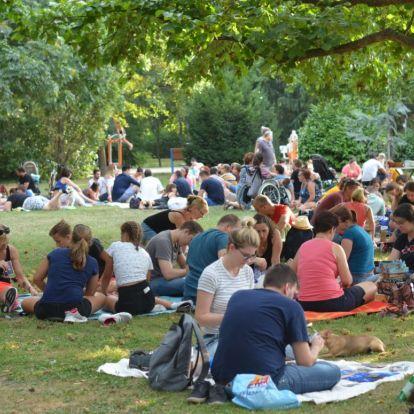 Társasjátékos közösségi piknik - Szabadtéri, játékos esemény várja a családokat a Margit szigeten - Blans.hu