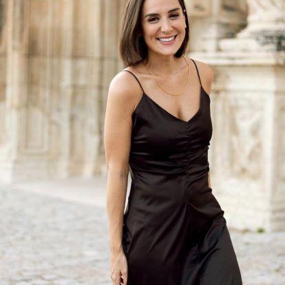 Tamara Falcó y su vestido de verano con el que es feliz