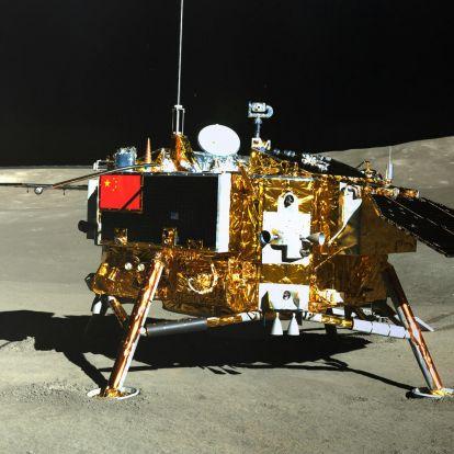Háborús logika húzódik a békés kutatás mögött az amerikai-kínai űrversenyben